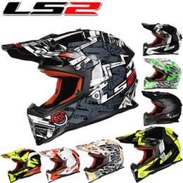 helmet ls2 motocross 2019 - 2016 New LS2 professional racing off road motorcycle helmet MX437 ABS motocross motorbike helmets size L XL XXL 11 color