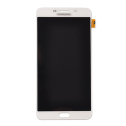 $enCountryForm.capitalKeyWord UK - For Samsung Galaxy A9 A9000 LCD Display Touch Screen Digitizer Assembly white