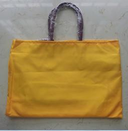 Großhandel Arbeiten Sie Frauen PU-Lederhandtasche große Einkaufstasche französische Einkaufstasche GM Millimeter-Größen-gy Beutel um