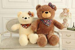 $enCountryForm.capitalKeyWord Canada - 60-160cm nice Plush Bear Teddy Bear Hedgehog Bear Stuffed Animal Soft Toy Low Price Kid's Gift For Christmas