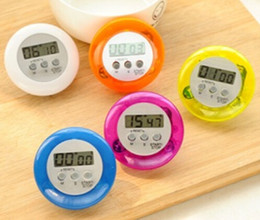 Novelty Digital Kitchen Timer Kitchen Helper Mini Digital LCD Kitchen Count  Down Clip Timer Alarm