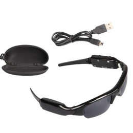 Sunglasses Audio UK - Mini DV DVR Sunglasses Camera Audio Video Recorder 8GB