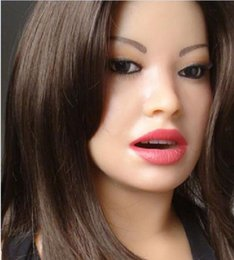 Taille Vagin Pas Cher-Sex Doll Size Realistic AV Actress Doll Adult Plump Breast Semi-Solid Love Doll Mannequin Virgin Vagina For Men