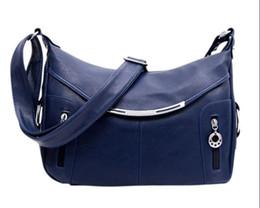 $enCountryForm.capitalKeyWord Canada - Women Handbags Double Zipper Hobo Women's Shoulder Bag Ladies Messenger Bags Vintage Womens Crossbody Bag