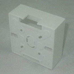 Plastic enclosures wall mount online plastic enclosures wall single gang wall mount junction box type 86 outlet wall switch boxenclosure plastic back box for wall switch and socket sciox Choice Image
