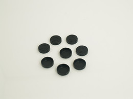 optical scopes UK - M18 18mm plastic lens caps lens covers for binoculars, spotting scopes M12 board lens and telescopes,CCTV lens Optical device