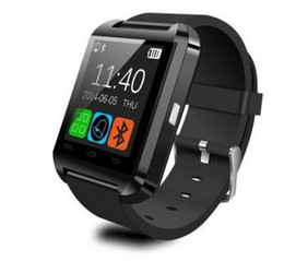 u8 plus bluetooth UK - U8 Bluetooth Smart Watch U8 Watch Wrist Smartwatch for iPhone 6S 6 plus 8 Samsung Note 4 Note 5 Android Phone Smartphones B673