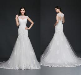 Discount Mermaid Wedding Dresses Mermaid Lace Wedding