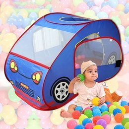 $enCountryForm.capitalKeyWord Canada - New Car Model Children Kids Pop Up Tent Foldable Play House Indoor Outdoor Toys Foldable Kid Play Tent