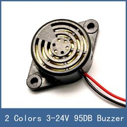 $enCountryForm.capitalKeyWord NZ - 2 Colors New Wired High-Decibel 95DB DC 3-24V Piezo Electronic Tone Big Sound Voice Buzzer Alarm Siren For Home Security System