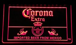 Corona beer bar light online corona beer bar light for sale ls114 r corona extra beer happy hour bar neon light signg mozeypictures Images