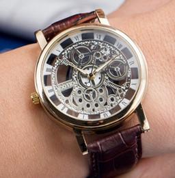 Discount titanium watches men - wholesale business luxury new DE lady men women waterproof quartz watch non Mechanical movement titanium Wristwatch Japa