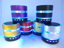 $enCountryForm.capitalKeyWord NZ - S902 Mini Bluetooth Speaker LED Flash TF Card car music Handsfree Wireless Stereo Speakers for iPhone 6 Plus Samsung Huawei HTC Free DHL