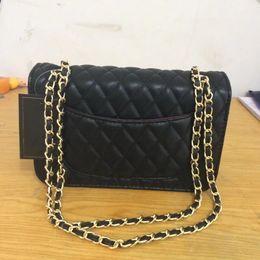 Free shipping AAA +TOP quality fashion jumbo double flap bag lady original  caviar calfskin shoulder bag 6 colors  1244 a6ecc5ceef566