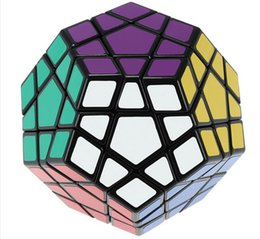 $enCountryForm.capitalKeyWord Canada - Shengshou Megaminx Magic Cubes Pentagon 12 Sides Gigaminx PVC Sticker Dodecahedron Toy Puzzle Twist Educational Toys For Kids