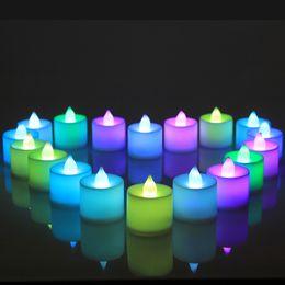 $enCountryForm.capitalKeyWord UK - Simulation Electronic Candle Wedding Birthday Party Ornament Colourful For LED Light Bougie Household Decoration Gifts 1 9hf C R