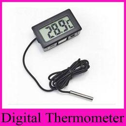 $enCountryForm.capitalKeyWord Canada - Professinal Mini Digital LCD Probe Aquarium Fridge Freezer Thermometer Thermograph Temperature for Refrigerator -50~ 110 Degree FY-10