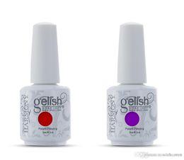 Harmony gelisH online shopping - 120pcs Harmony Gelish Long Lasting soak off led uv Gel Nail Polish