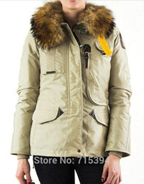 Parkas Women S Outerwear Canada - Warm Winter Jacket Women Fashion top quality Army Coat Fur Collar Parka White Duck Down Jacket Waterproof Femme Outerwear