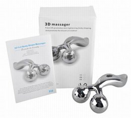 $enCountryForm.capitalKeyWord Canada - 2016 New 3D Roller Massager 360° Rotate 3D Full Body Shape Massager Face Massager Lifting Wrinkle Remover Y Shape Roller Massager 100Pcs lot