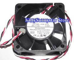6cm Fan Australia - NMB 6cm 2410ML-05W-B39 B04 24V 0.08A 3Wire Inverter Fan