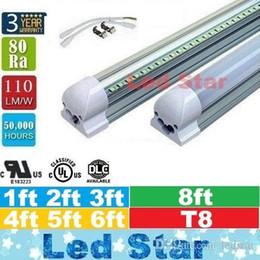 $enCountryForm.capitalKeyWord NZ - Cooler Lights Led T8 Tube Lights 1ft 2ft 3ft 4ft 5ft 6ft 8ft Integrated Led Light Tubes AC 110-240V UL DLC