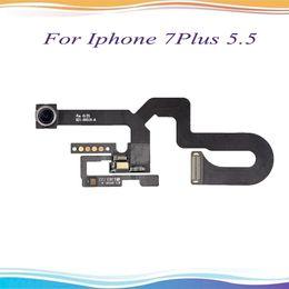 $enCountryForm.capitalKeyWord NZ - High quality For iPhone 7 7G 7+ 7 Plus Front Facing Camera Module Proximity Light Sensor Flex Cable
