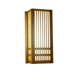 Handmade glass wall lights australia new featured handmade glass handmade chinese corridor entrance bamboo wall lights creative japanese balcony hallway wall sconces natural bamboo wall lamp mozeypictures Image collections
