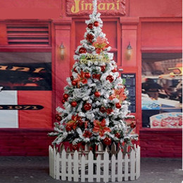 Snow Spray Christmas Tree Online | Snow Spray Christmas Tree for Sale