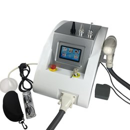 Chinese  3 in 1 Portable yag laser tattoo removal skin rejuvenation skin whitening pigment removal spa facial care body care machine manufacturers