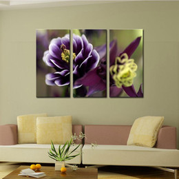 Discount Orchid Wall Art Painting | 2018 Orchid Wall Art Painting ...