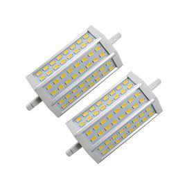 R7s eneRgy saving bulb online shopping - R7S LED Lamp SMD5730 W mm V LED Light LED R7S LEDs Bulb Energy Saving Perfect Replace Halogen Lamp