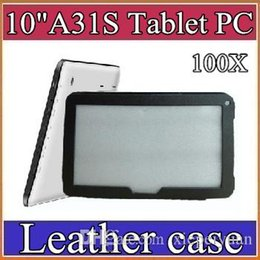 "tablet a83t Canada - 100X cheap 10 inch Original Protective Leather case for 10"" Allwinner A23 A31S A33 ATM7029 ATM7021 A83T Tablet PC 2-PT"