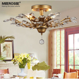 Bedroom Chandeliers Candles Canada - Wholesale Candle lampadari Chandelier Light Restro Home Decoration Lighting E14 Dining Room Bedroom Hotel Lustre Lamp Kitchen