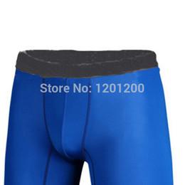 $enCountryForm.capitalKeyWord Canada - Wholesale-New Mens Compression Base Layer Long Pants Boys Tight Skin Sport Gear S-XXL