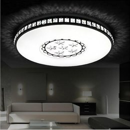 Ultra Thin Surface Mounted Modern Round Led Ceiling Light For Living Room Kids Bedroom Kitchen Home Decoration Lamp Fixtures