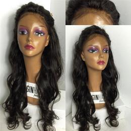 $enCountryForm.capitalKeyWord Australia - 180% Brazillian Lace Front Human Hair Wigs Glueless Lace Front Wigs For Black Women Glueless Full Lace Wigs