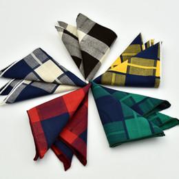 $enCountryForm.capitalKeyWord Australia - Men's suit pocket towel Cotton Floral printed handkerchief pocket towel man spot wholesale wedding banquet