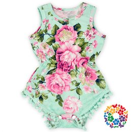 f9ca1b726151 06)12pcs lot)Soft and Cute Plaid Baby Romper Kids Romper And Jumpsuit  Smocked Bubble Floral Romper Kids Clothes