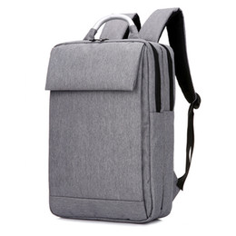 Chinese  Women Backpack Man Popular Solid Color Backpack For Woman School Bag College Wind Small Fresh Fashion Men Backpack Laptop Bag. manufacturers