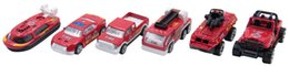 Wholesale Super Cool Metal Diecast Cars Firefighting Trucks Police Ambulance Fire Military Trucks Car City Vehicle Toy Boys Gifts