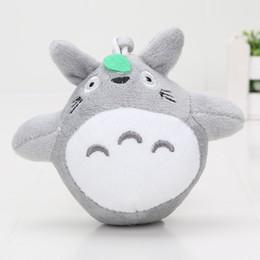 Japan stuff toys online shopping - 10pcs Japan Anime totoro Plsuh Miyazaki Hayao My Neightor Totoro Stuffed Plush Toy Anime Soft Dolls