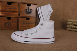ЕС размер 24-34 новый бренд дети холст обувь Мода высокая низкая обувь мальчиков и девочек спортивная холст обувь и спортивные Детская обувь на Распродаже