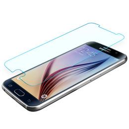$enCountryForm.capitalKeyWord UK - 500pcs Ultra Thin 9H Premium Tempered Glass Screen Protector For Samsung Galaxy S2 S3 S4 S5 S6 S3 S4 mini S5mini S7562 i9082 Duos Explosion