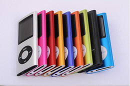 32GB 16GB 4th MP4 Player FM+Ebook+Voice Recorder MP3 with cable and earphone 3th 50PCS Free DHL Shipping on Sale