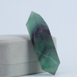 $enCountryForm.capitalKeyWord NZ - HJT 87g hot sell New crystal point natural fluorite point quartz POINTS HEALING crystal quartz wands for selling