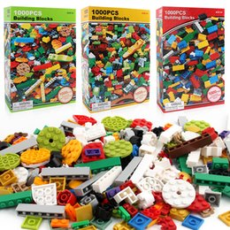 $enCountryForm.capitalKeyWord UK - 1000 Pcs Building Bricks Set DIY Creative Brick Kids Toy Educational Building Blocks Bulk Compatible With Brand Blocks