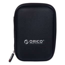 $enCountryForm.capitalKeyWord Canada - ORICO 2.5 Inch Hard Drive Disk HDD Protective Hard EVA Carrying Shell Case Cover Bag Portable External Hard Drive Bag Black