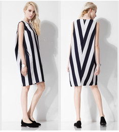 $enCountryForm.capitalKeyWord Canada - 2016 new thin cotton in the long section of the European high-end vertical stripe sleeveless dress skirt