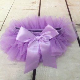 Couvre-couches Couvre Bloomers Pour Filles Pas Cher-Baby Bloomers, Lavender Couche-culotte, Chiffon Ruffle tout autour bloomer, Baby Girls Ruffle Bottom Tutu Bloomer, cadeau nouveau-né